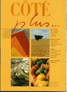Magazine Coté Sud Juin/Juillet 2008