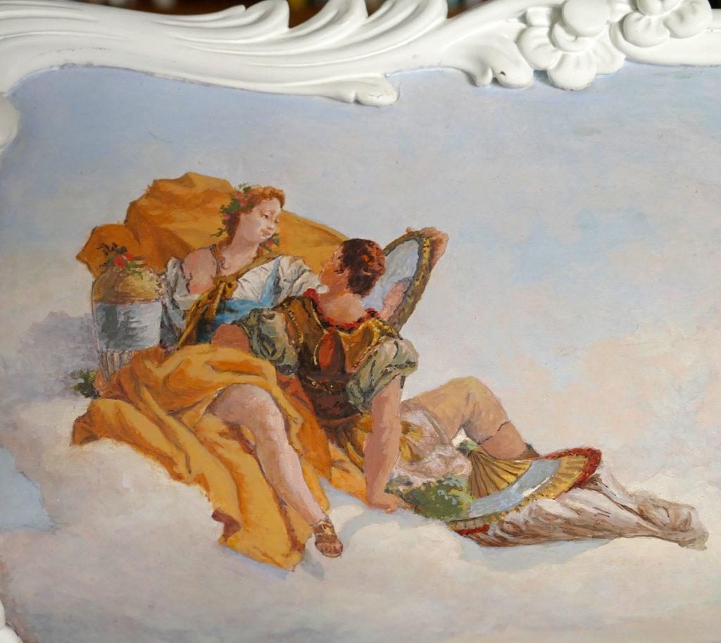 peinture tiepolo