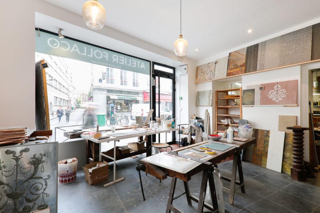 Atelier Paris 12